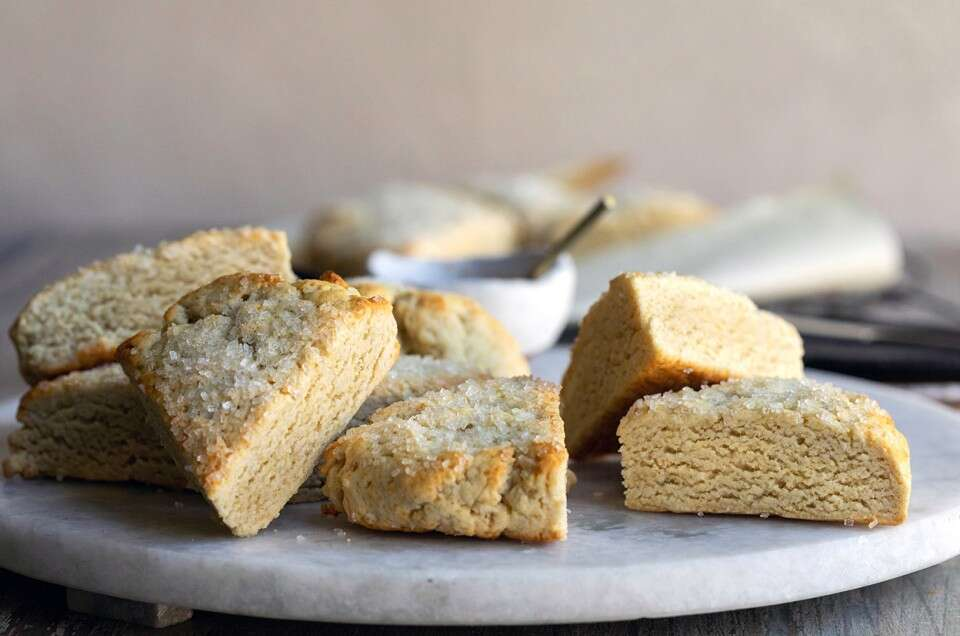 Gluten-Free Cream Tea Scones