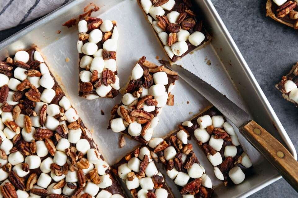 Rocky Road Bars - select to zoom