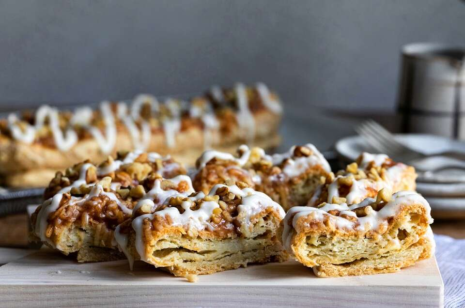 Gluten-Free Cinnamon-Apple Breakfast Pastry