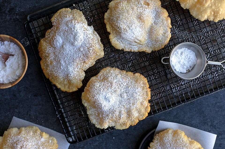 Gluten-Free Fried Dough - select to zoom