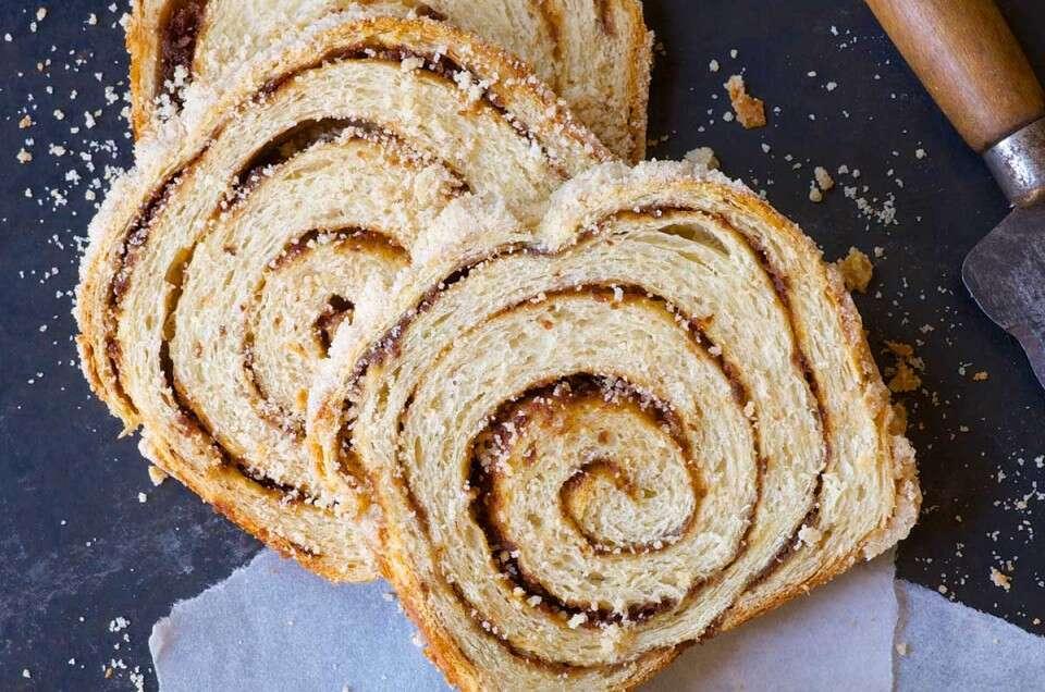 5 Ways To Reduce The Gap In Cinnamon Swirl Bread King Arthur Baking