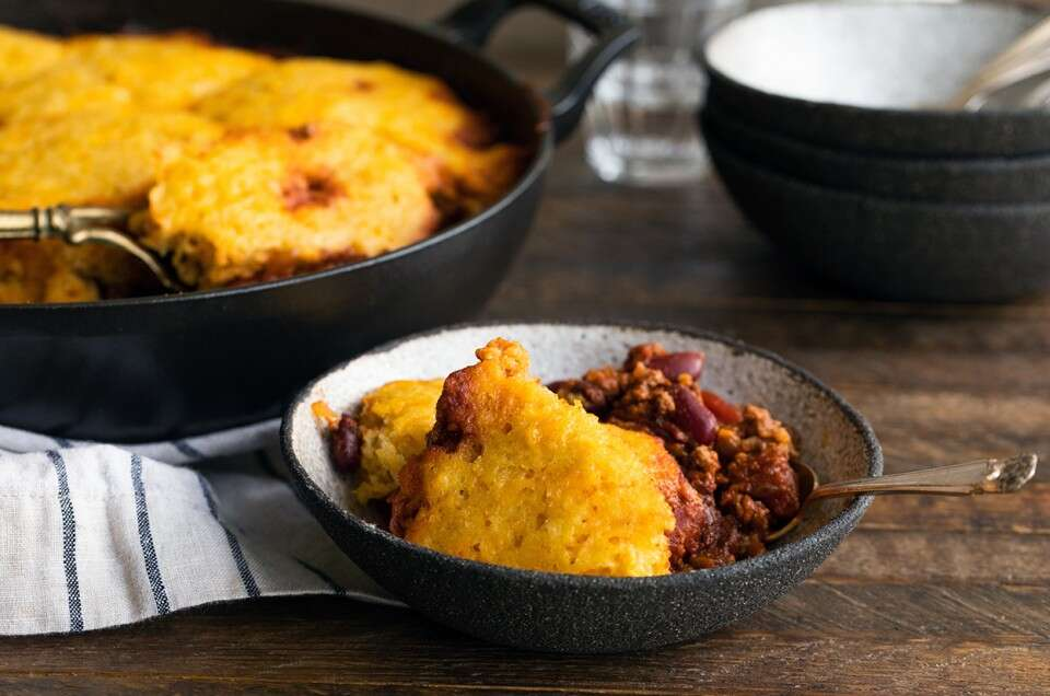 Tamale Pie - select to zoom
