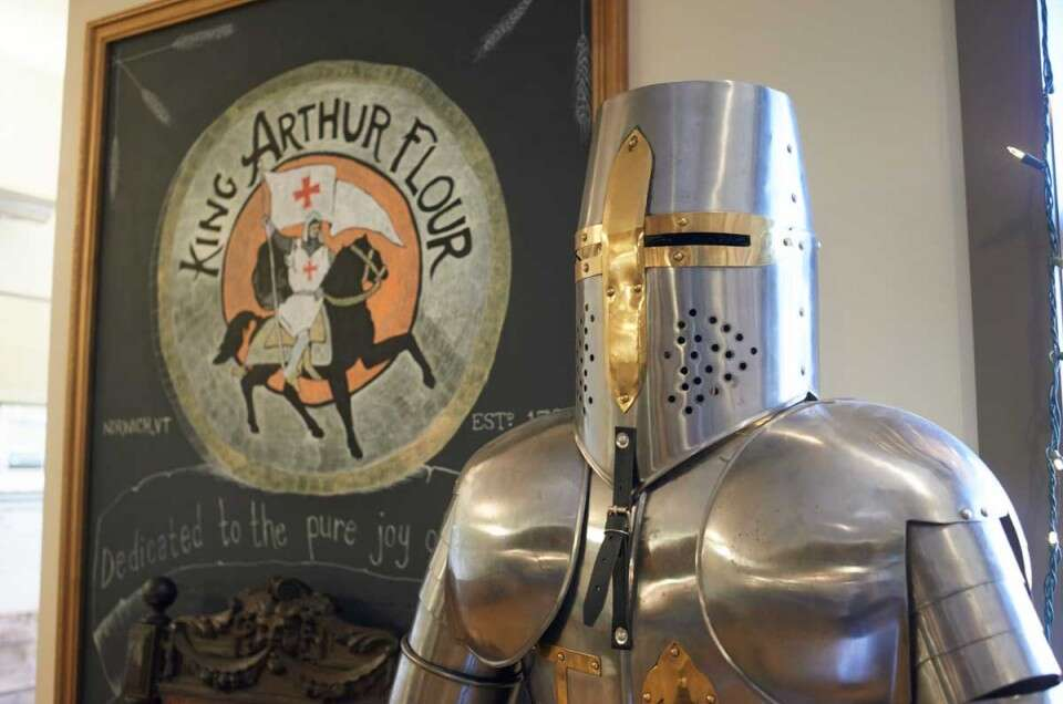 King Arthur suit of armor