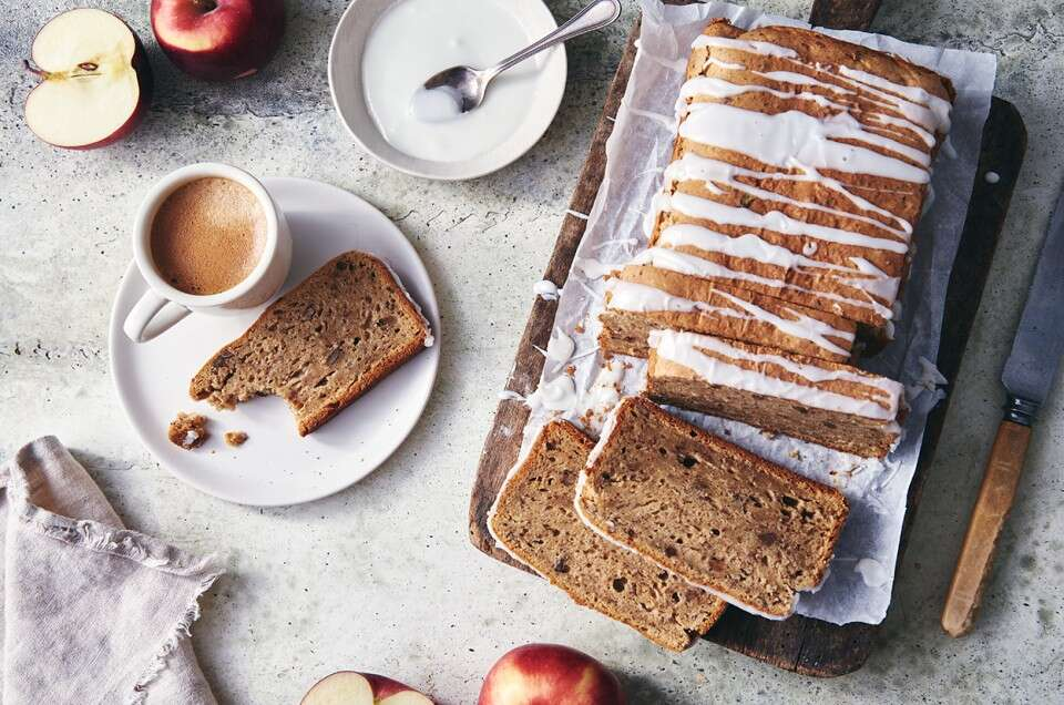 Gluten-Free Apple Bread