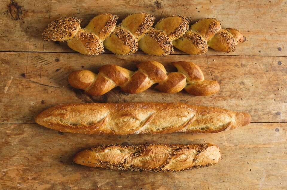 Baguettes 4 Ways | King Arthur Flour