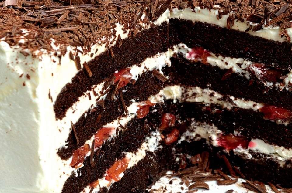 Black Forest Cake   King Arthur Flour