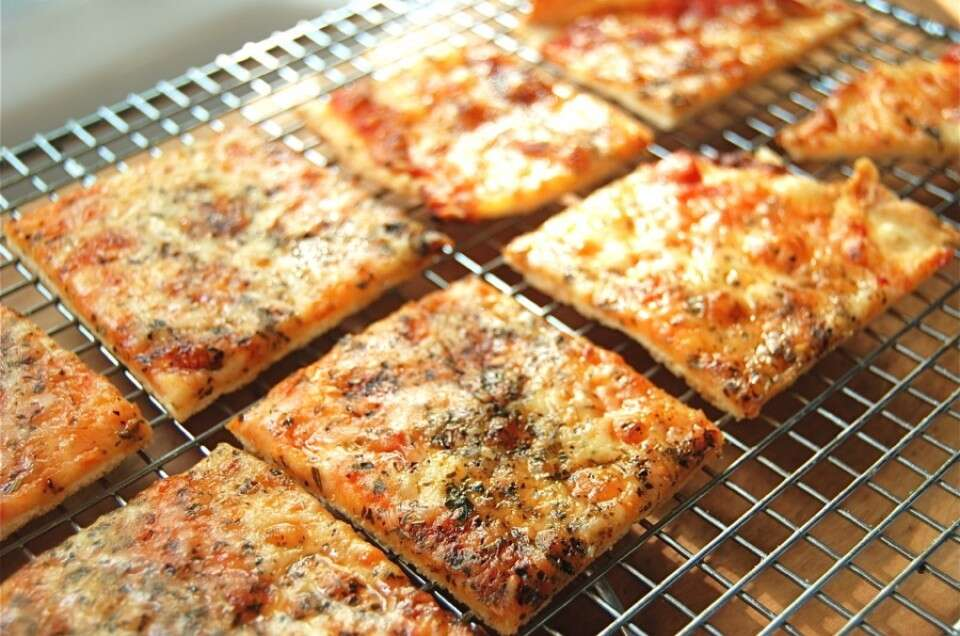 St Louis Style Pizza King Arthur Flour