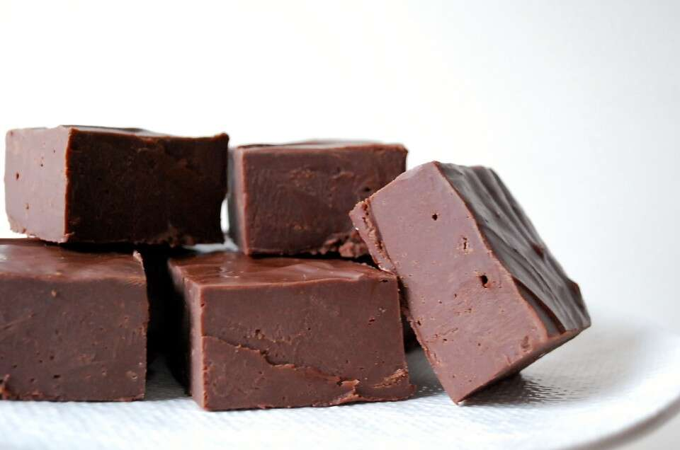 Basic fudge via @kingarthurflour