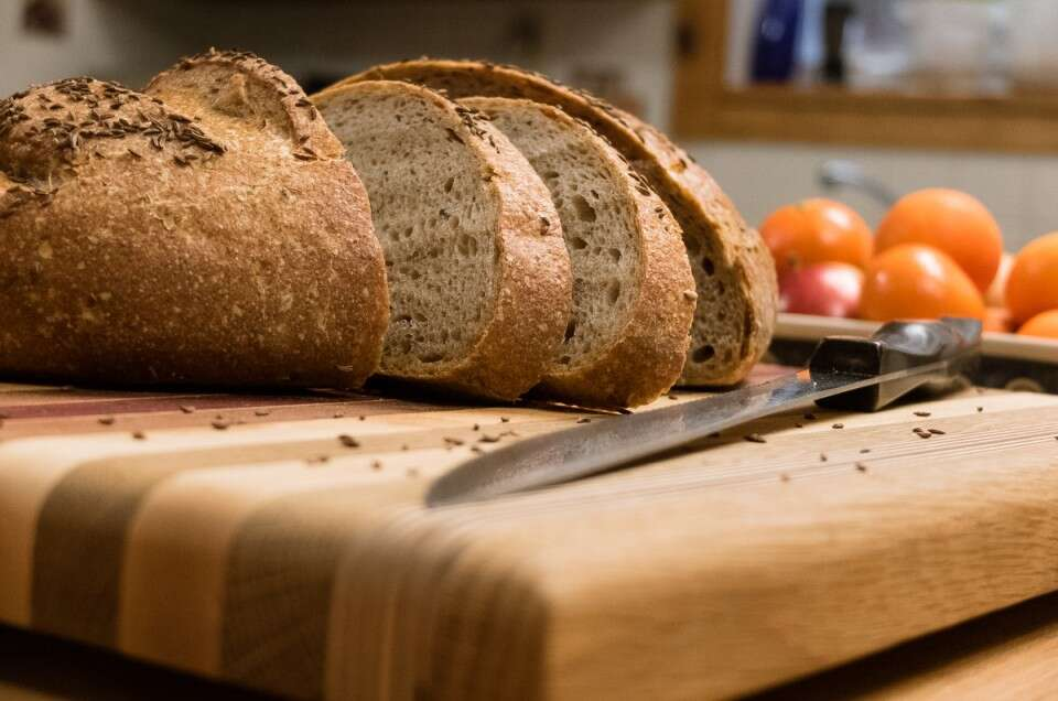 How to make Jewish Rye Bread via @kingarthurflour