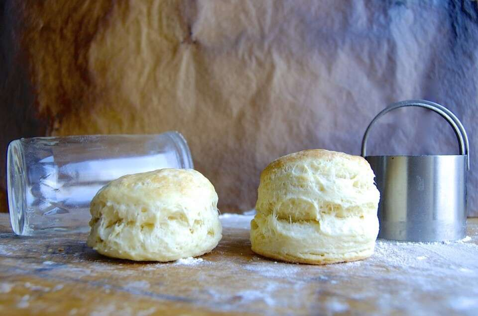 How to make high-rising biscuits via @kingarthurflour