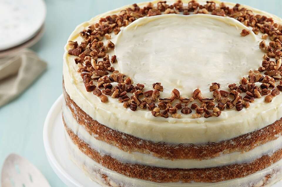 Hummingbird Cake via @kingarthurflour