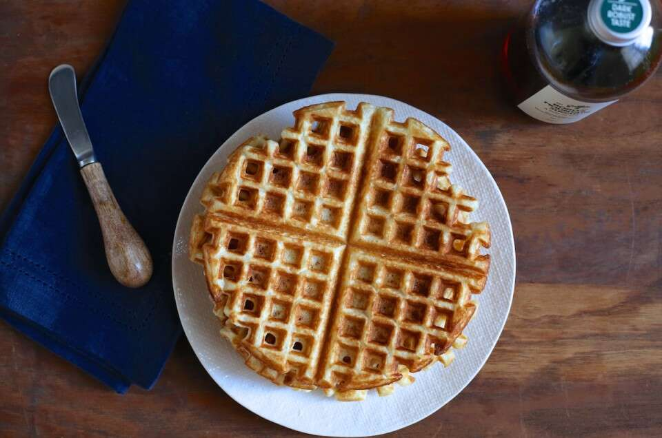 Waffle Iron Tricks via @kingarthurflour