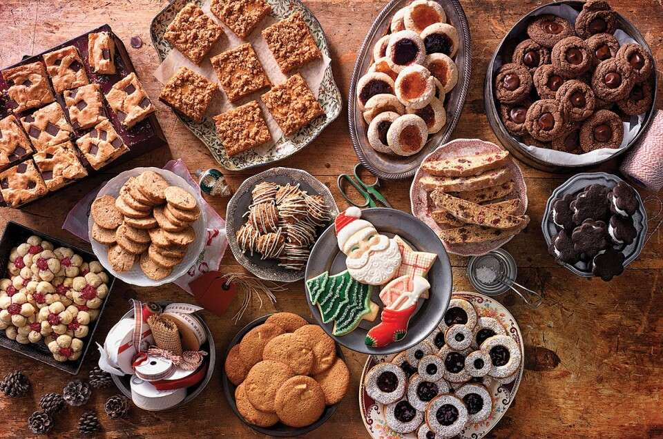 A Cookie Swap From Sift King Arthur Flour