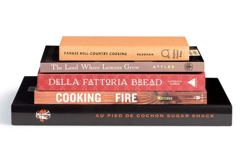 books for bakers collected via@kingarthurflour