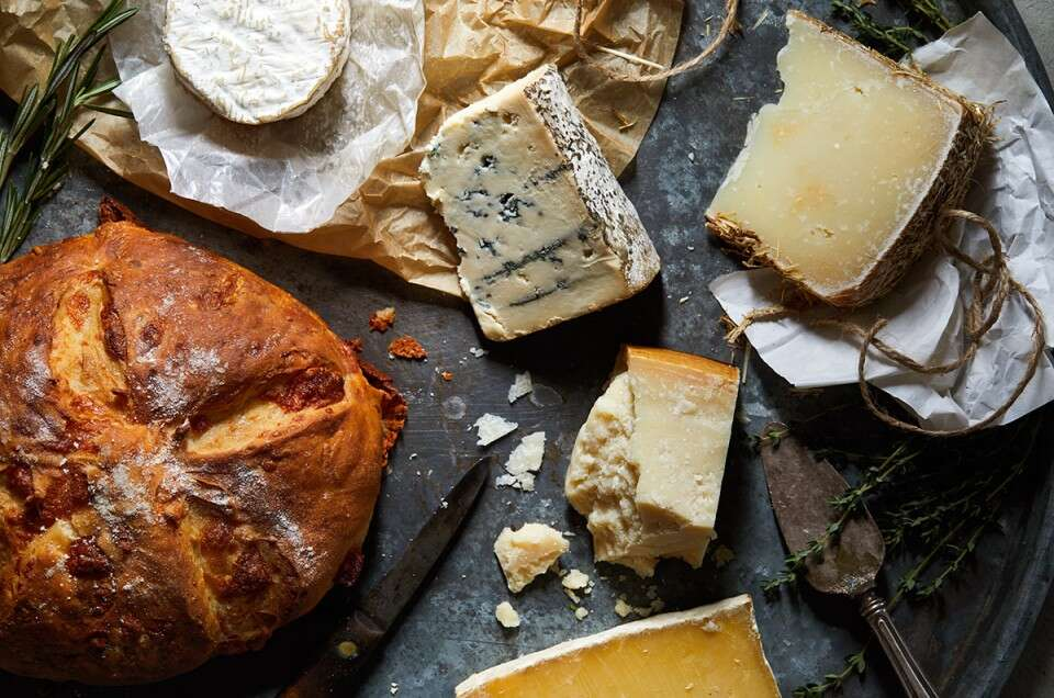 cheese for baking via @kingarthurflour