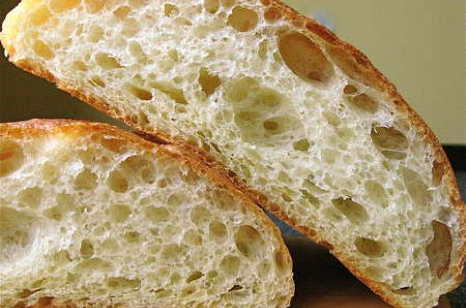 How do you make that bread with the big holes   King Arthur Flour