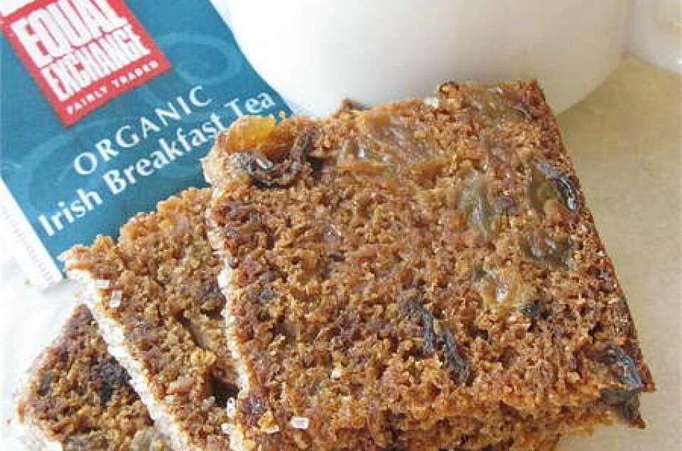 Ireland's deep-dark secret: tea brack   King Arthur Flour