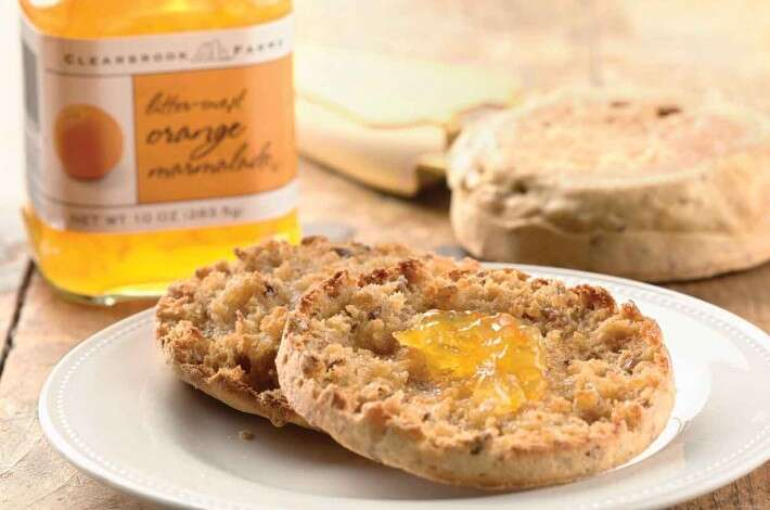 Honey Wheat English Muffins