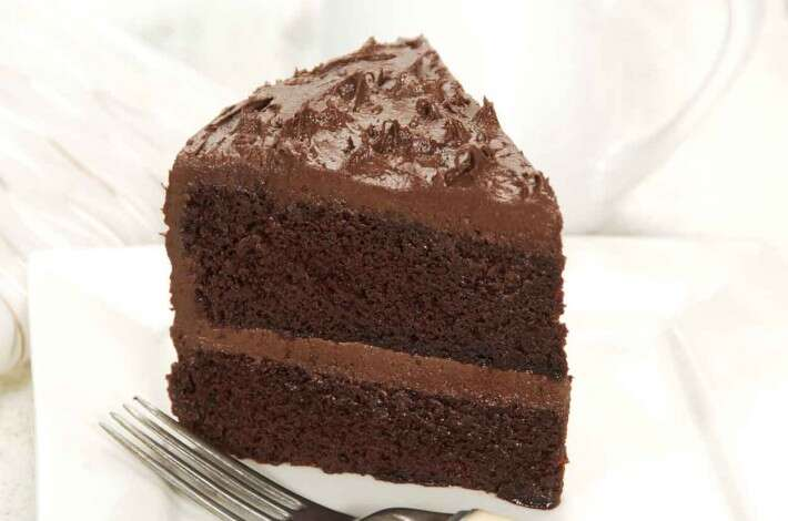 The Omega(-3) of All Chocolate Cakes