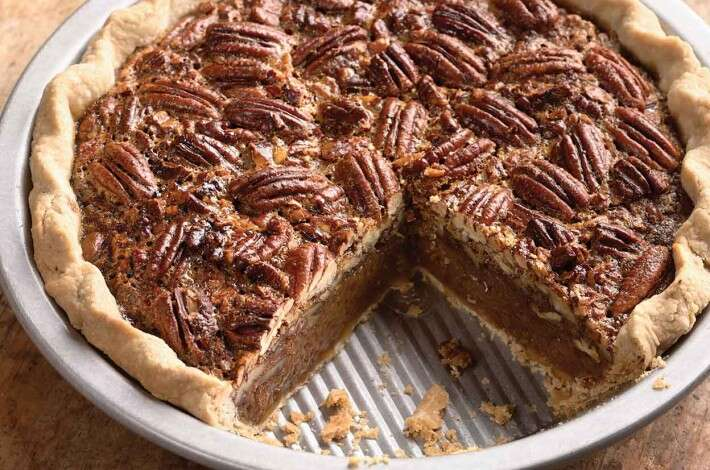 Lyle's Golden Pecan Pie