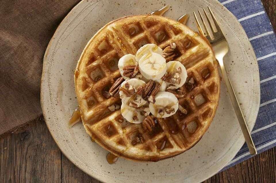 Belgian Style Yeast Waffles King Arthur Flour