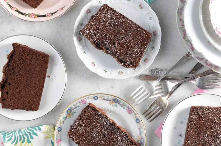 Chocolate Loaf Cake