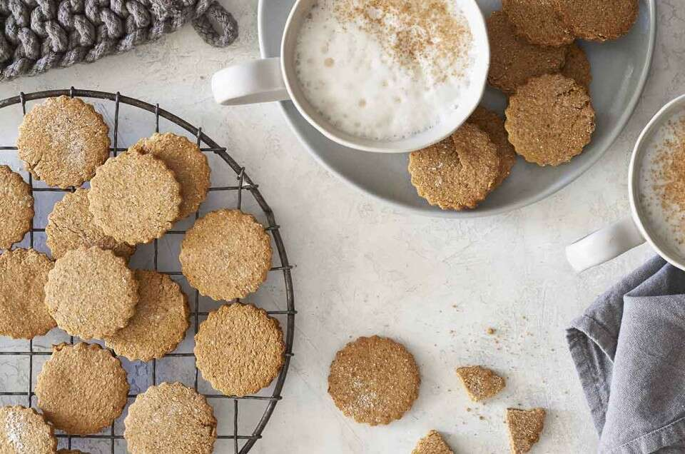 Paleo Gingerbread Cutout Cookies