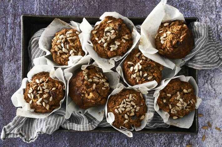 Paleo Morning Glory Muffins