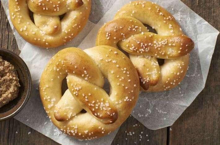 Sourdough Pretzels | King Arthur Flour