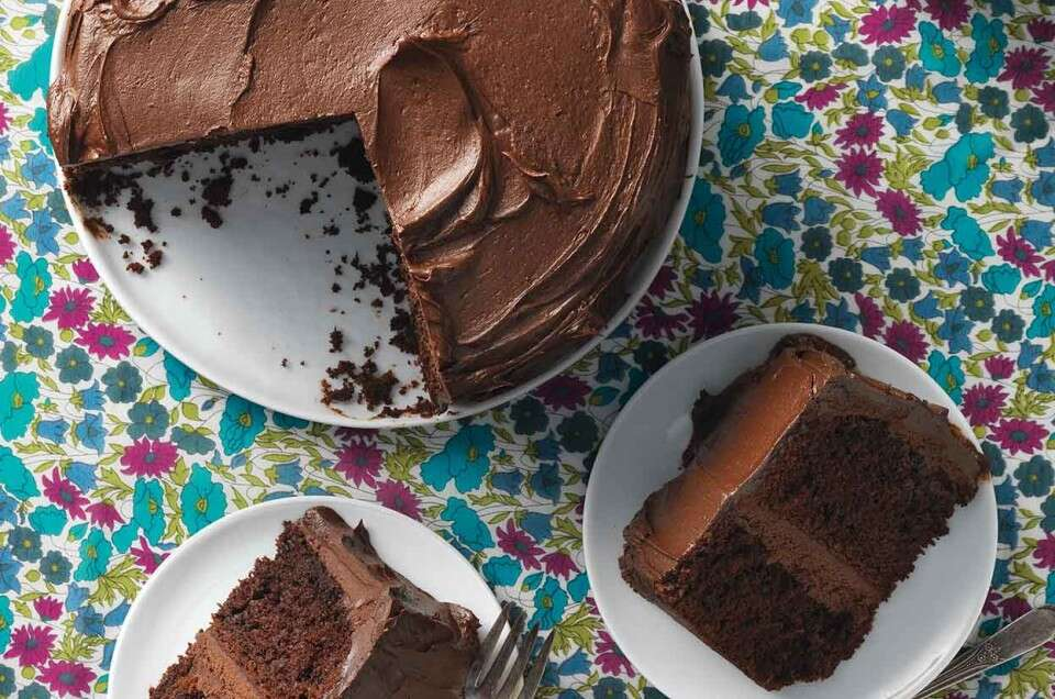 Super-Simple Chocolate Frosting