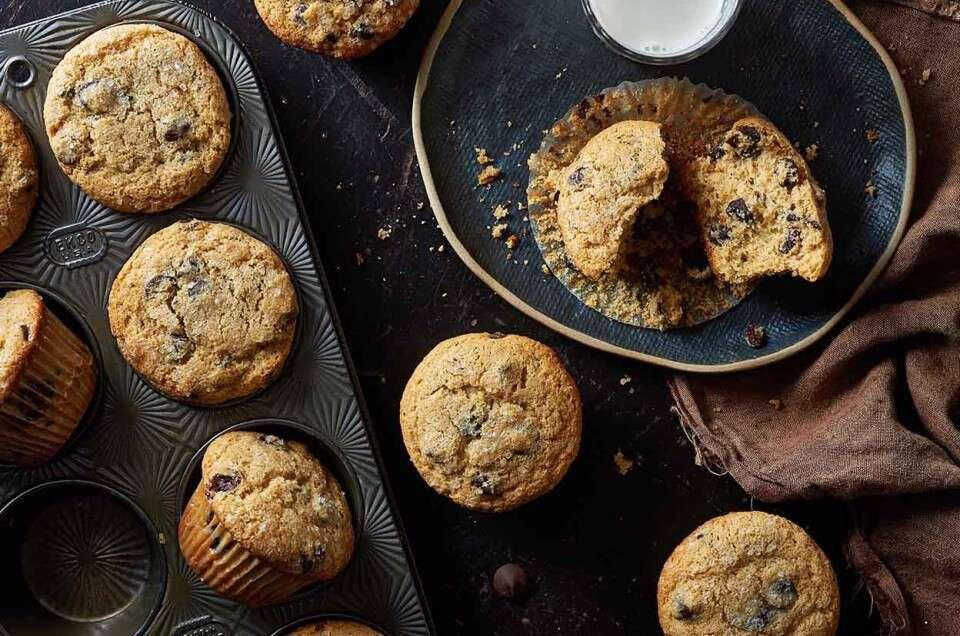 Golden Chocolate Chip Muffins King Arthur Flour