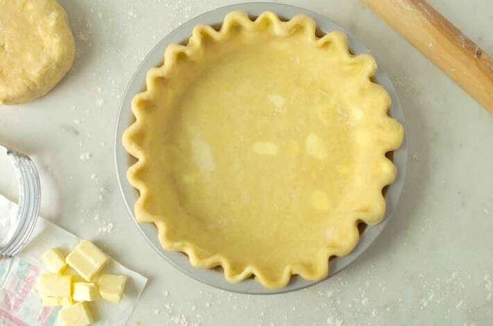 All-Butter Pie Crust