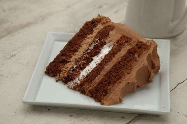 Milk Chocolate Layer Cake