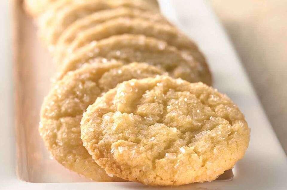 Self Rising Crunchy Sugar Cookies King Arthur Baking