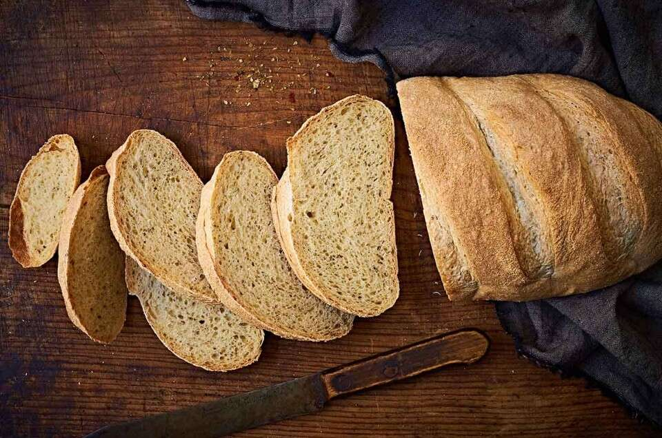 Tuscan-Style Bread with Herbs