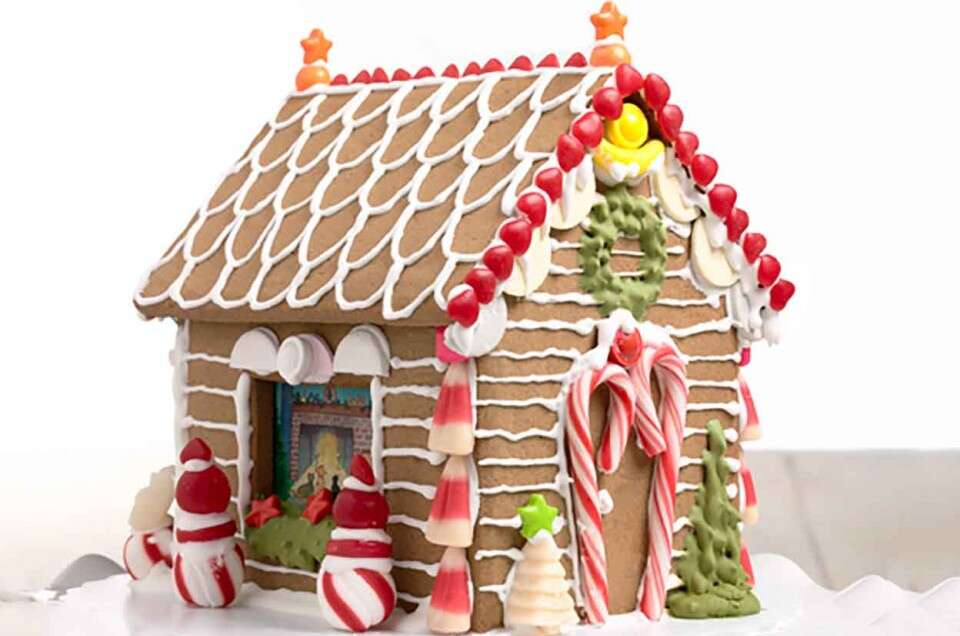 Construction Gingerbread for Gingerbread Houses
