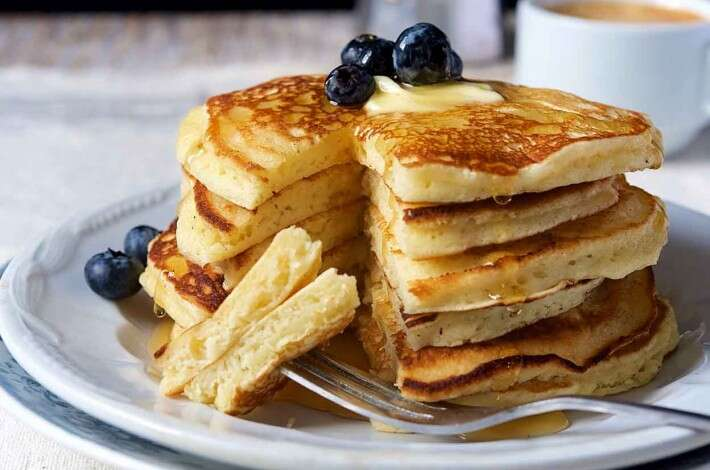Simply Perfect Pancakes