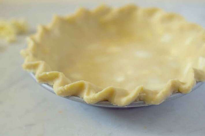 Classic Single Pie Crust