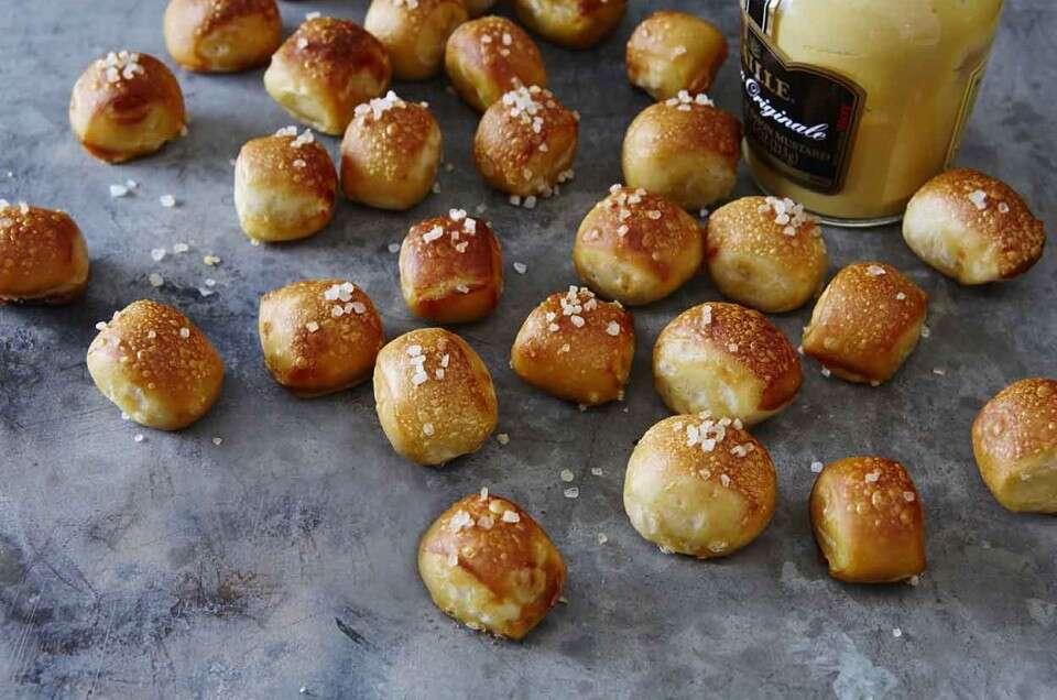 Pretzel Bites | King Arthur Flour