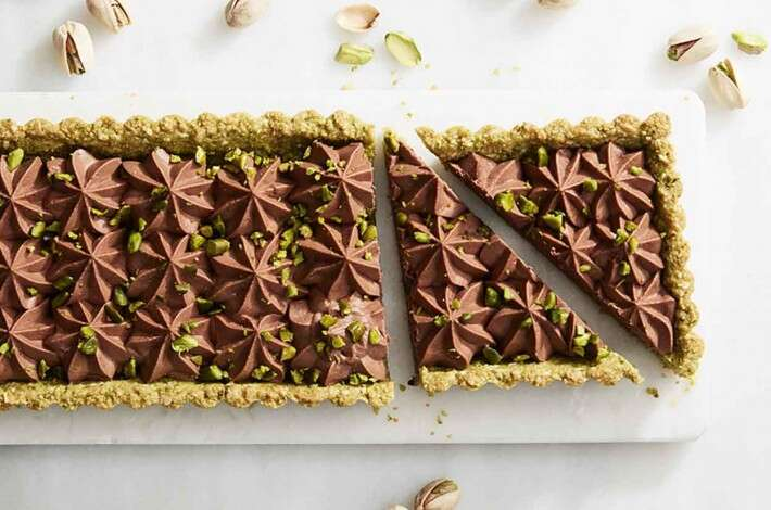Gluten-Free Chocolate Mousse Tart