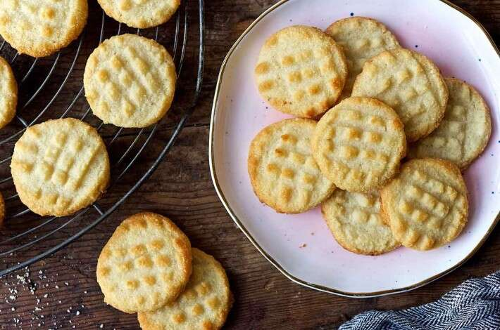 Gluten Free Almond Flour Shortbread Cookies King Arthur Flour