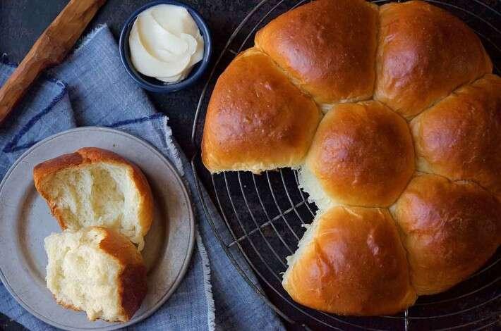 Japanese Milk Bread Rolls