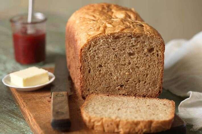 100 Whole Wheat Bread For The Bread Machine