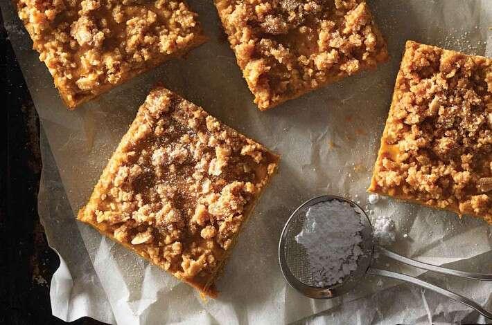 Pumpkin Pie Bars King Arthur Flour