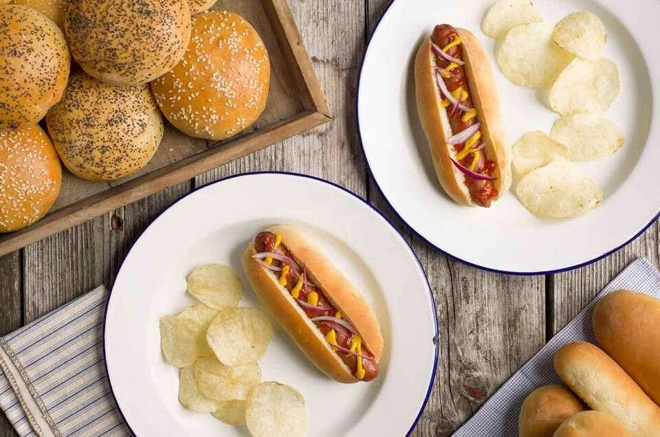 Hamburger Or Hot Dog Buns King Arthur Baking