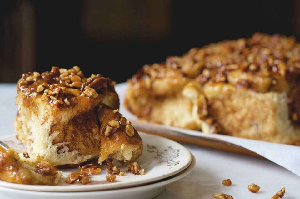 Our Favorite Sticky Buns