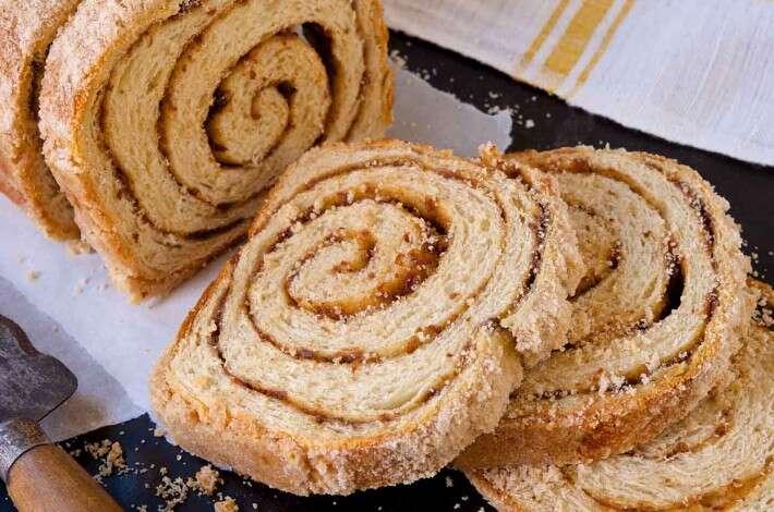 Cinnamon Swirl Bread King Arthur Baking