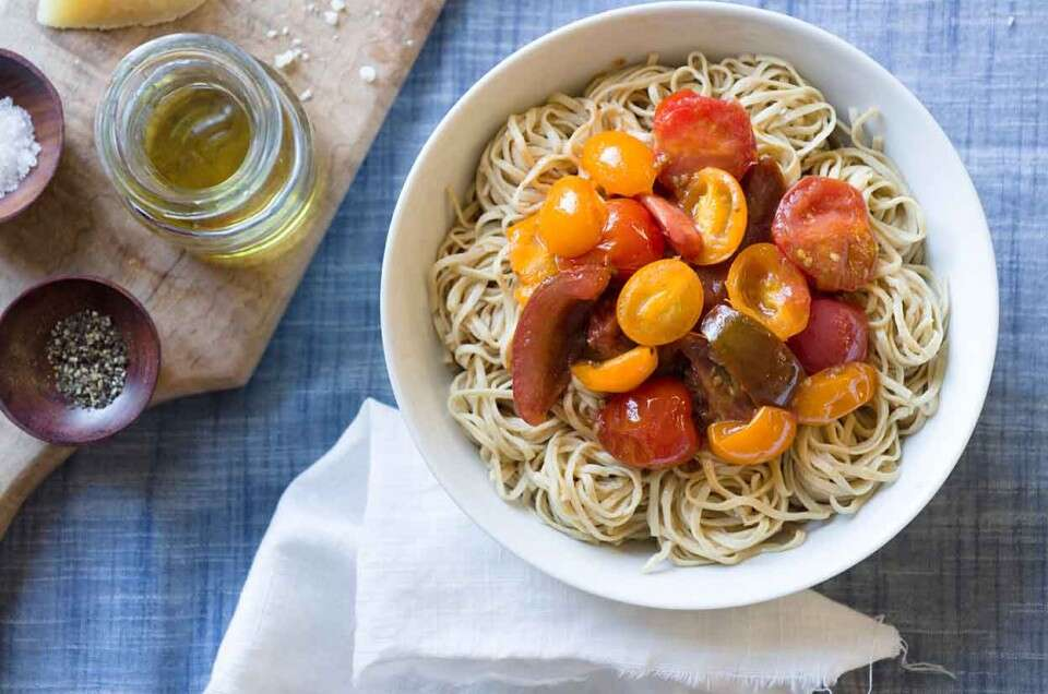 Sprouted Wheat Pasta