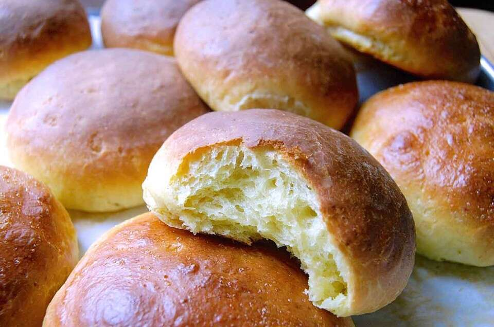 Cheese Brioche Buns
