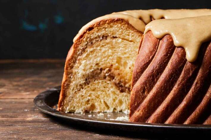 Vermont Maple Swirl Bread